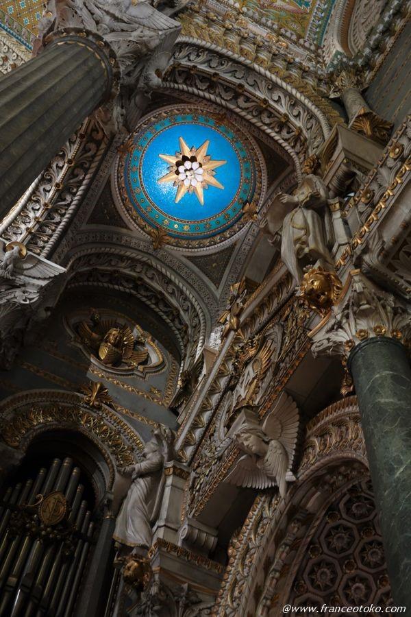 フルヴィエール大聖堂 リヨン観光