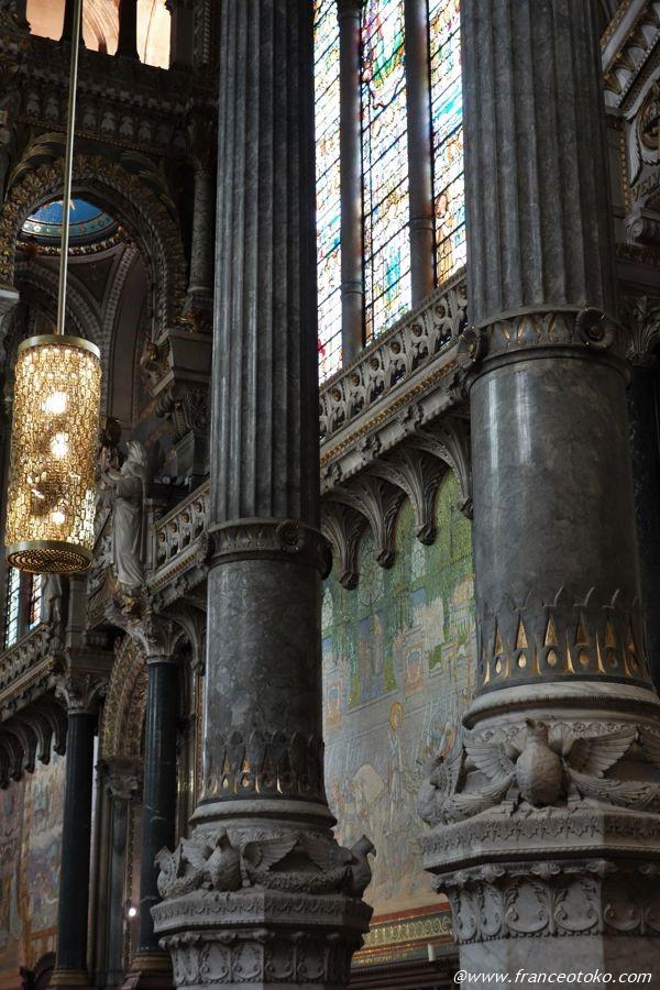 フルヴィエール大聖堂 バシリカ