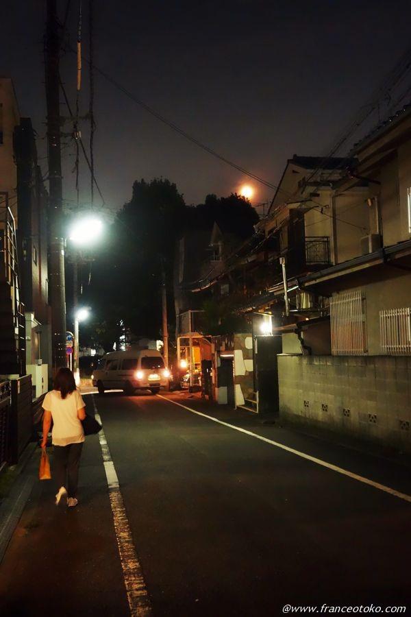 世田谷区 散歩