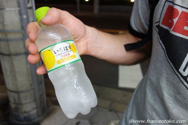 いろはす おいしい炭酸飲料