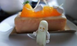 大阪の大人気ラーメン彩々 昭和町本店にフランス男が来店