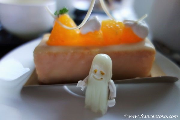 帝国ホテルのおいしいケーキ エテ