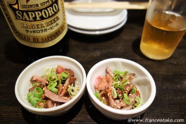 大阪のおいしい肉屋 ステーキ