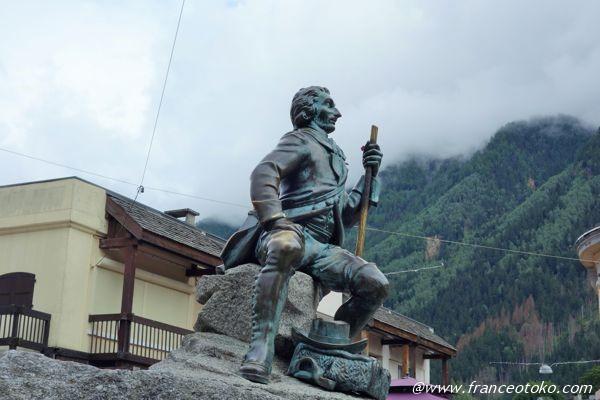 シャモニー フランス 登山