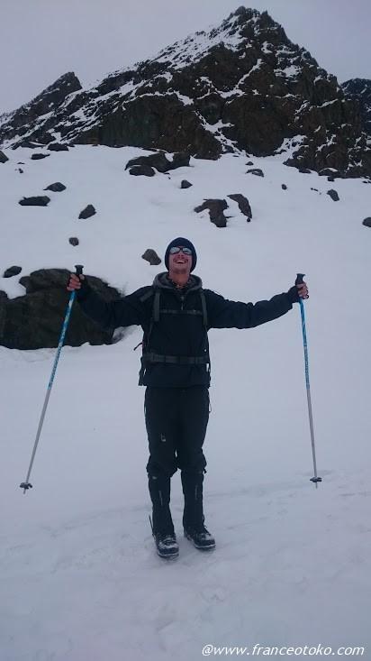 チリ 登山 いいガイド