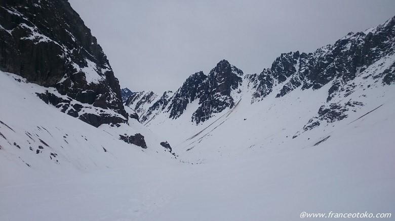 雪山 南米