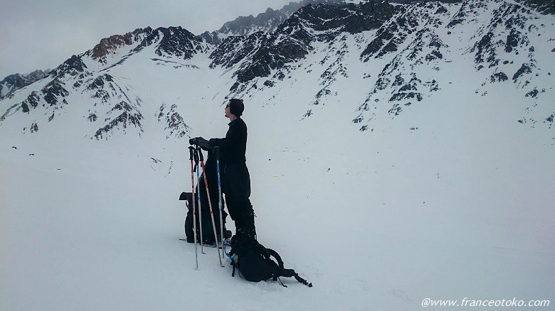 チリ 観光 登山