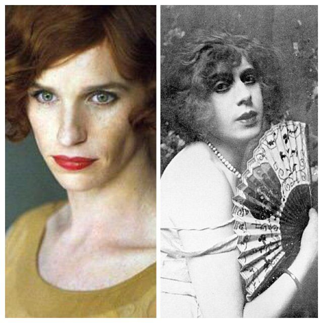 『The Danish Girl』