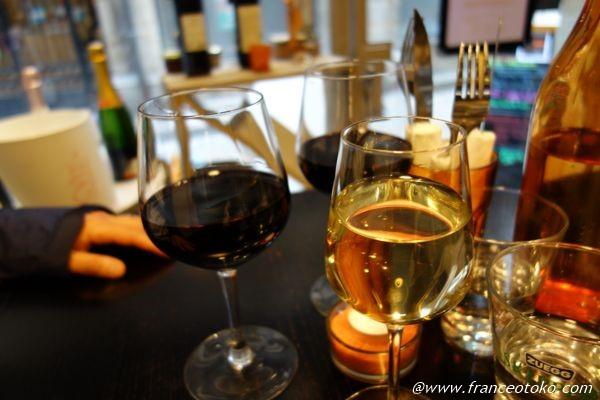 ワイン フランス