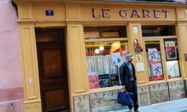 食の都リヨンの名物レストランLe Garetとワインバーbmdと旧市街