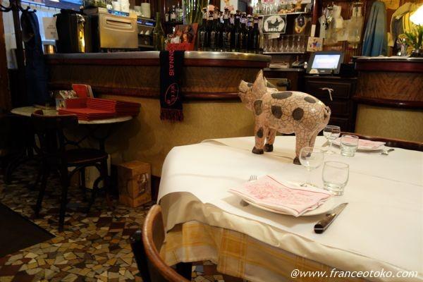 Le Garet リヨン レストラン