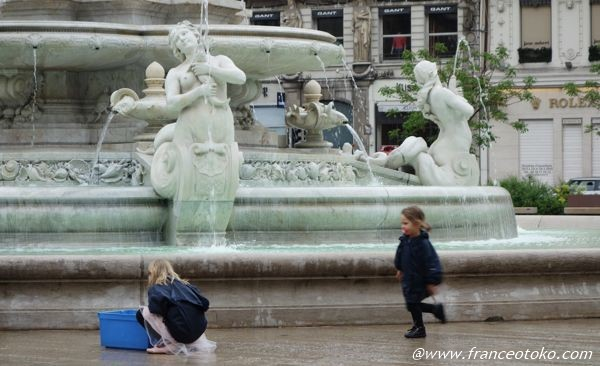 フランス かわいい子供