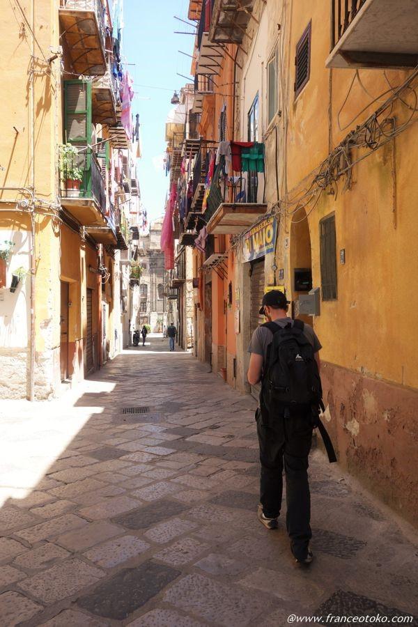 シチリア 南イタリア