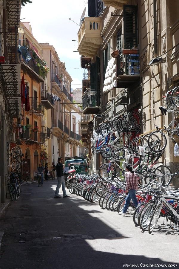 イタリア 自転車