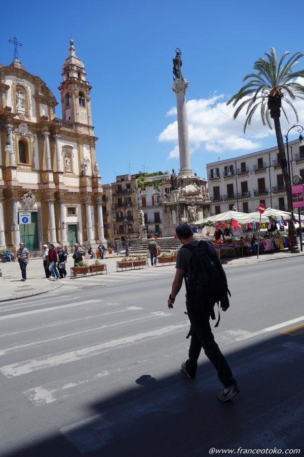 シチリア 観光