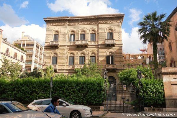 イタリア 邸宅