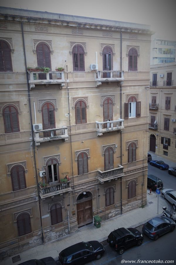 イタリア 建物