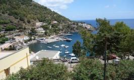 ゆらり船の旅~パレルモからウスティカ島へLe Terrazze Residence Ustica