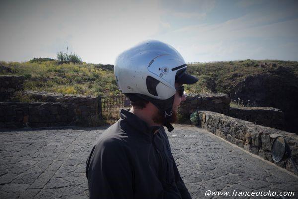 サイバー ヘルメット