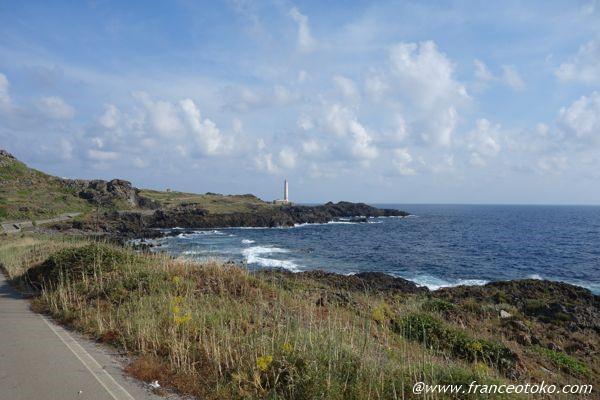 ウスティカ 灯台
