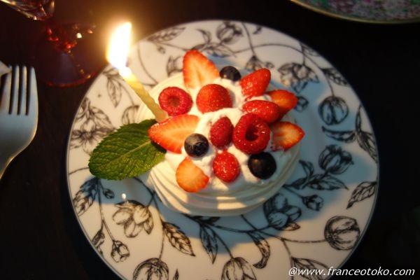フランス おしゃれなケーキ