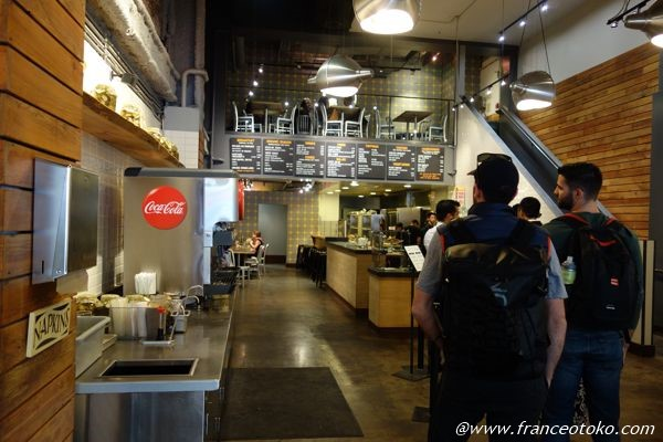 Super Duper サンフランシスコ ハンバーガー