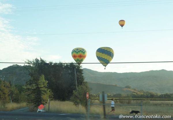 気球 アメリカ