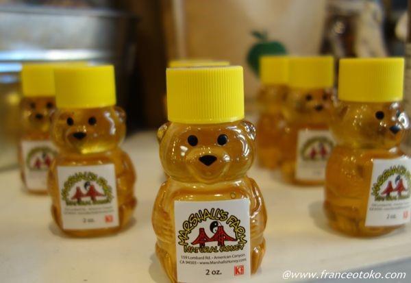 クマのハチミツ かわいい