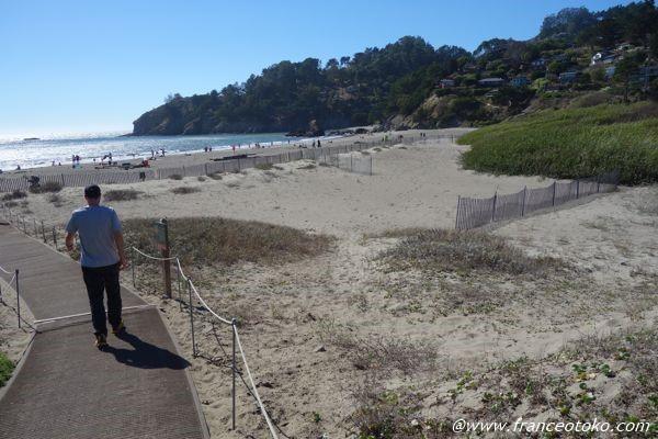 Muir Beach サンフラン