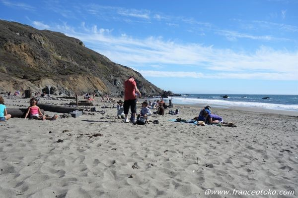 Muir Beach 西海岸