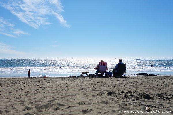 サンフランシスコ ビーチ