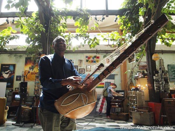 アフリカ ミュージシャン