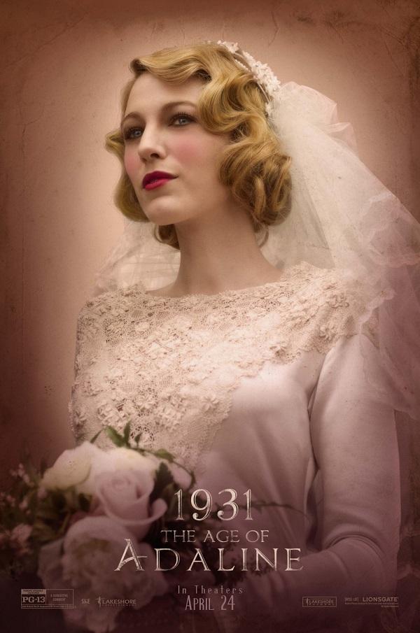 『アデライン、100年目の恋』The Age of Adaline