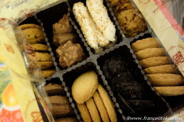 フランス クッキー
