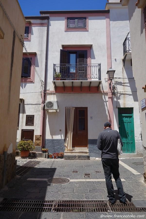 イタリア 街角