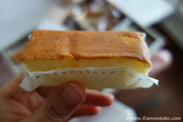 グラマシー チーズケーキ