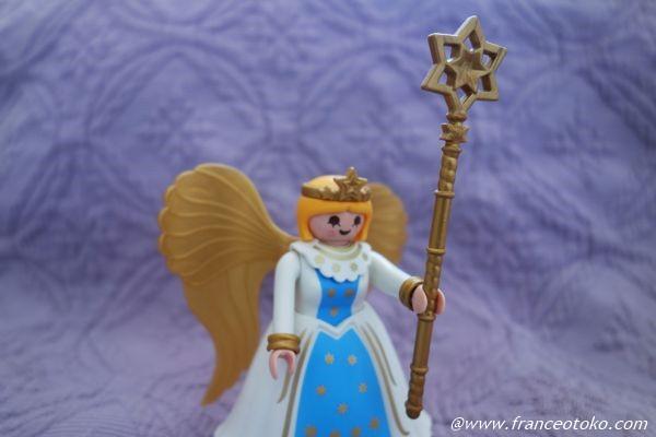 プレイモービル 天使