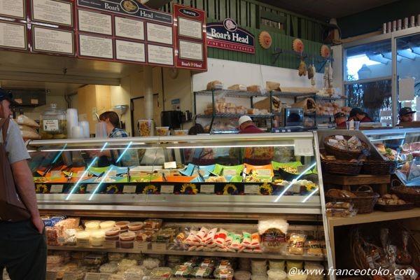 サンシャインフード アメリカ スーパー