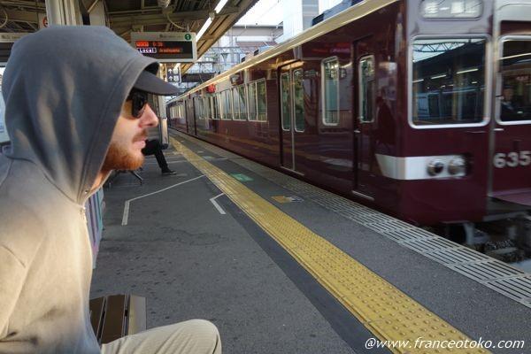 嵐山 電車