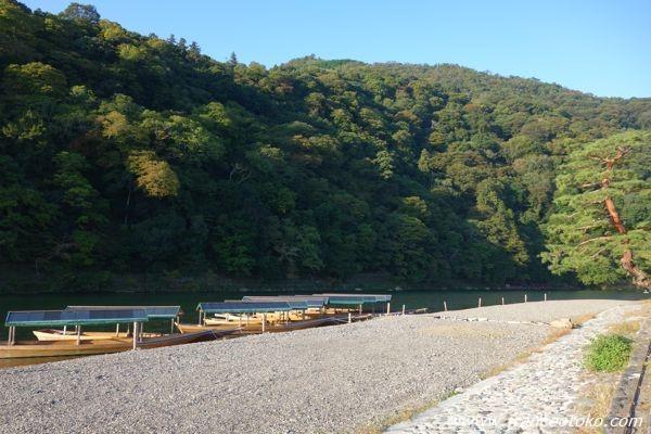 京都府京都市の桂川