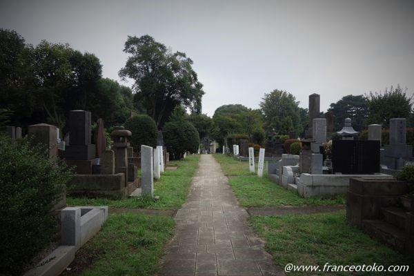東京 墓地
