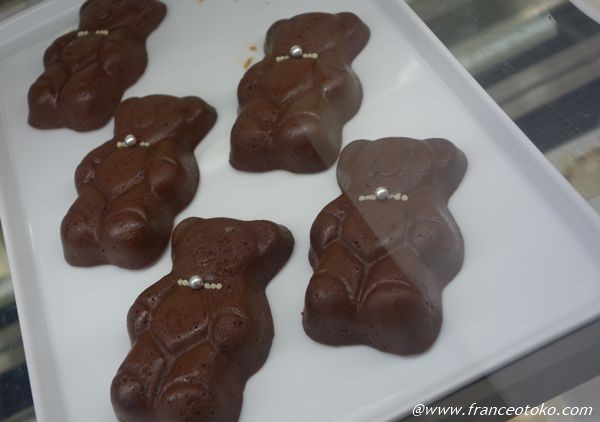 チョコレート クマ