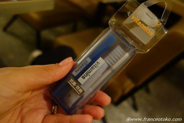 歯ブラシ 携帯用