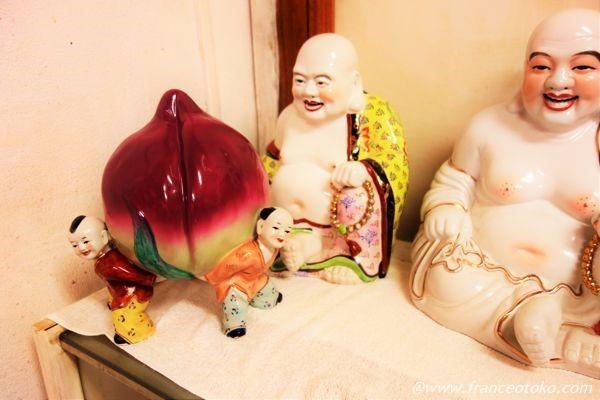 中国 陶器 人形