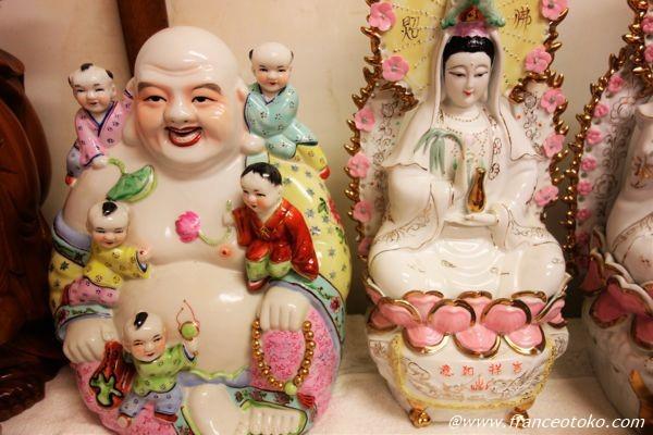 中国 福の神