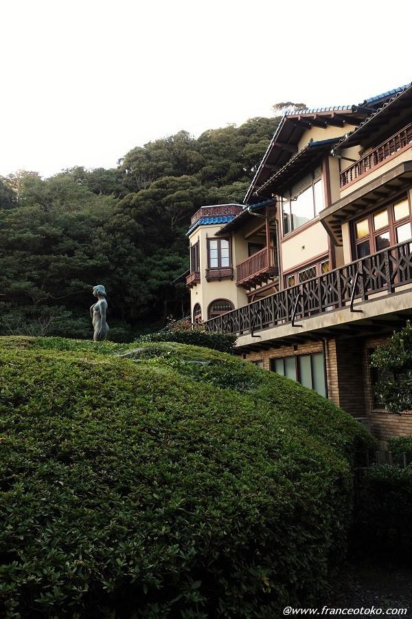旧前田侯爵家の別邸