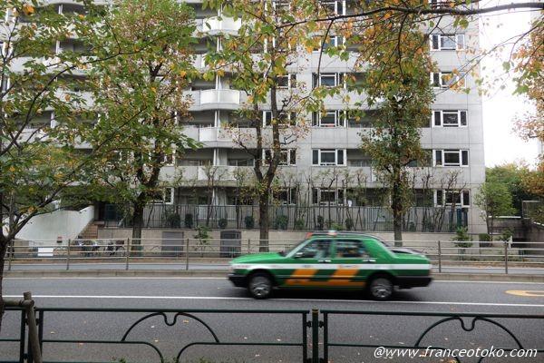日本 タクシー