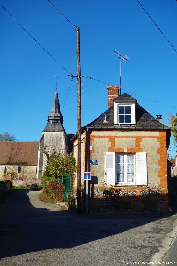 フランス 小さな町
