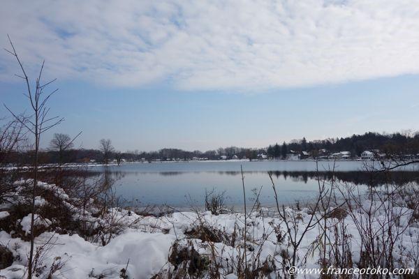ミシガン 湖