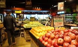 アメリカきたらホールフーズマーケットやスーパーときめく